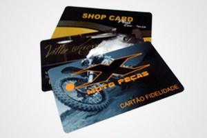 Cartão Fidelidade Valor na Vila União - Cartão de Pvc Acura