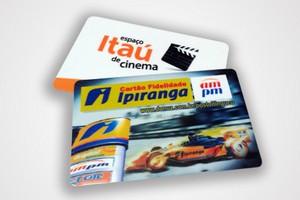 Cartão Personalizado no Alto da Lapa - Cartão de Consumo em Pvc