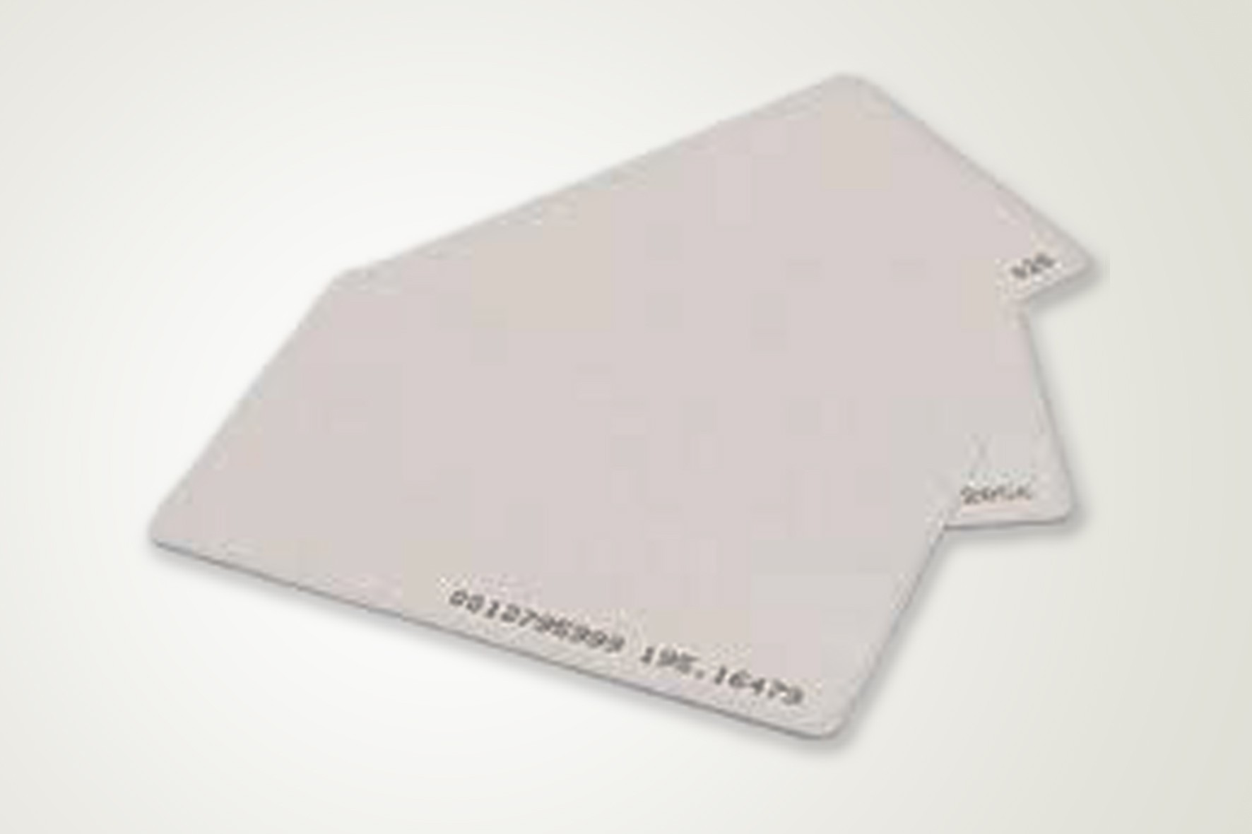 Cartões com Chip de Proximidade no Capelinha - Cardápio de Plástico