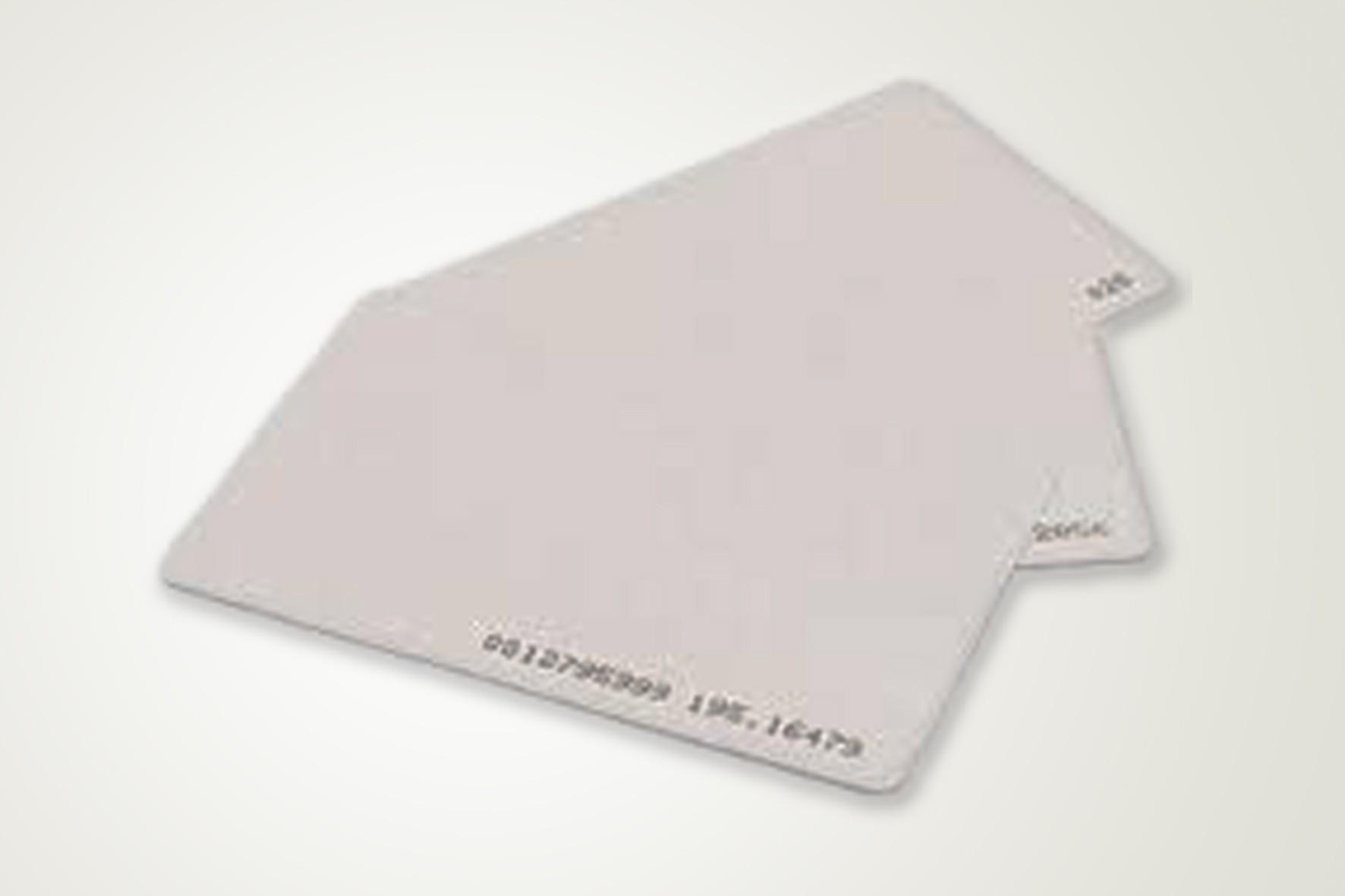 Cartões com Chip de Proximidade no Jardim Marek - Calendário de Mesa