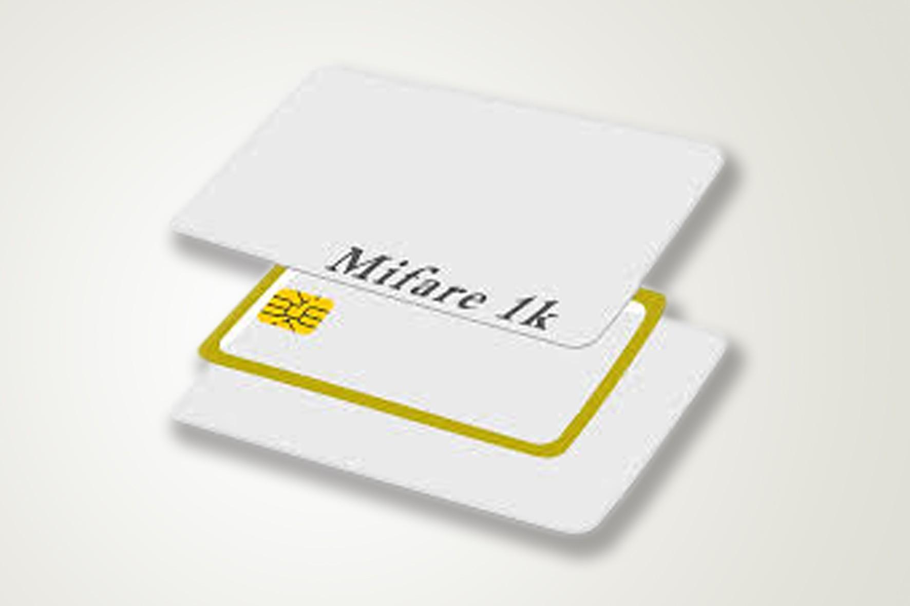 Cartões Mifare na Vila Caravelas - Réguas Personalizadas