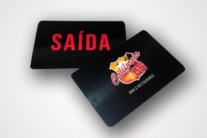 Comanda para Bares no Jardim Riviera - Confecção de Cartões São Paulo