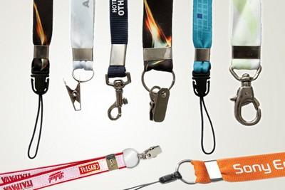 Cordões para Crachás Personalizados na Vila Eldízia - Cordão Personalizado para Crachá Preço