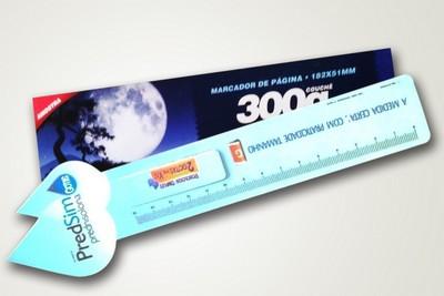 Marcador de Página no Parque Erasmo Assunção - Cartões em Pvc Preço