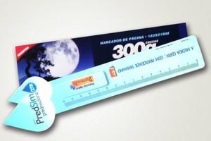 Marcador de Página Preço na Vila Margareth - Cartão de Pvc Acura