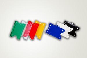 Porta Crachá Preço na Vila Luzimar - Cartão de Pvc Chip Interno