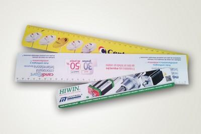 Réguas Personalizadas na Várzea de Baixo - Cartões em Pvc Branco