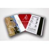 Cartão de porta na Cidade Tiradentes
