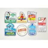 Imã personalizado para geladeira na Chácara Japonesa