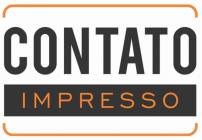 Marcador de Página no Conjunto Residencial Fazzione - Crachás em Pvc - Contato Impresso